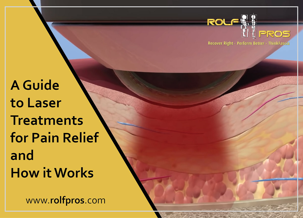 Laser Treatment for Pain Relief